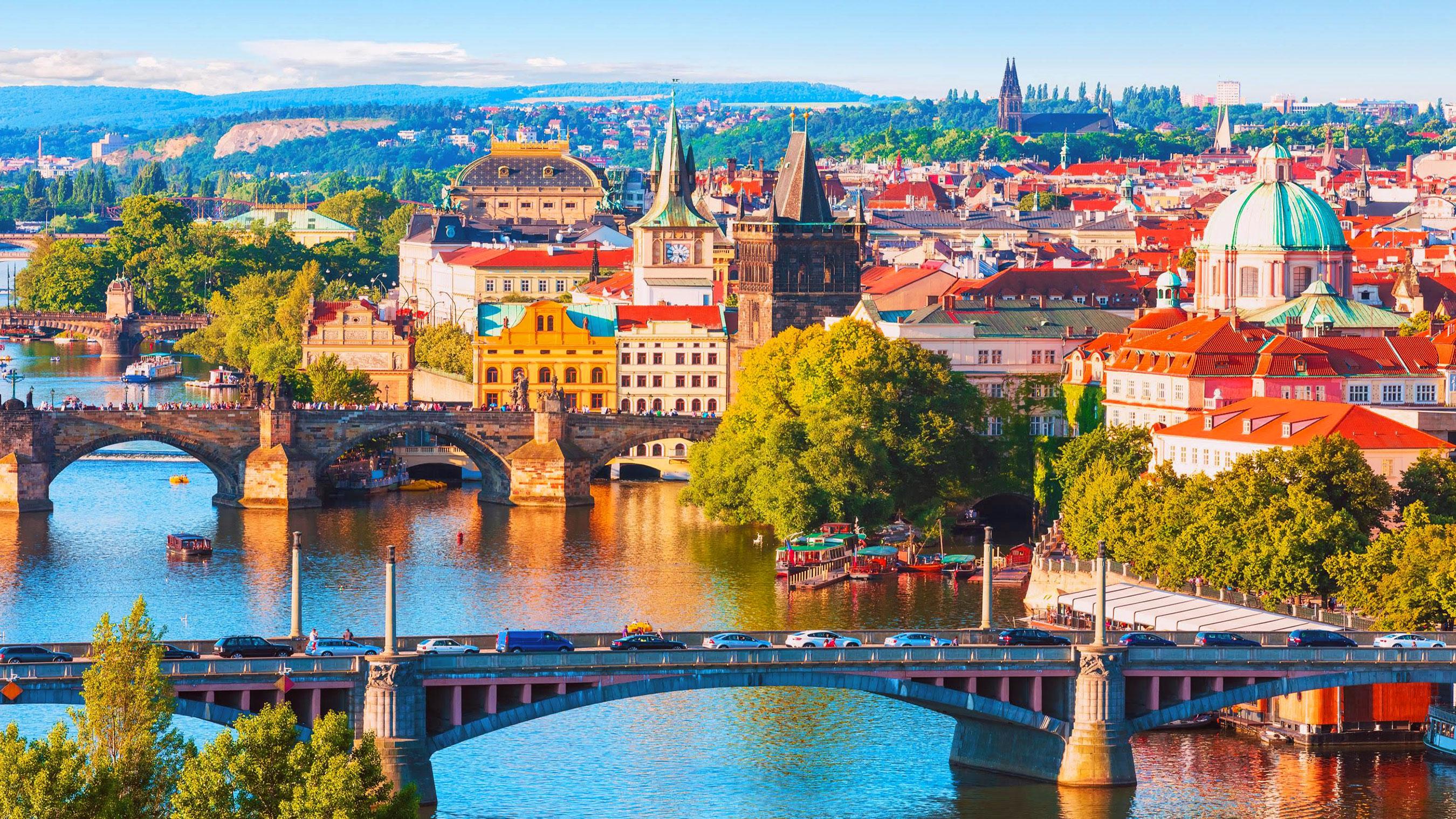 На майские праздники в прекрасную Прагу!