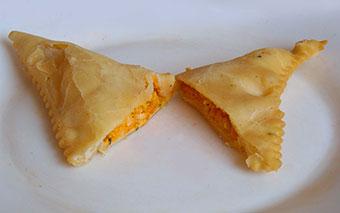 Местная еда: Барбажуан в Монте-Карло, Монако