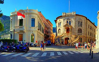 Старый город Монако