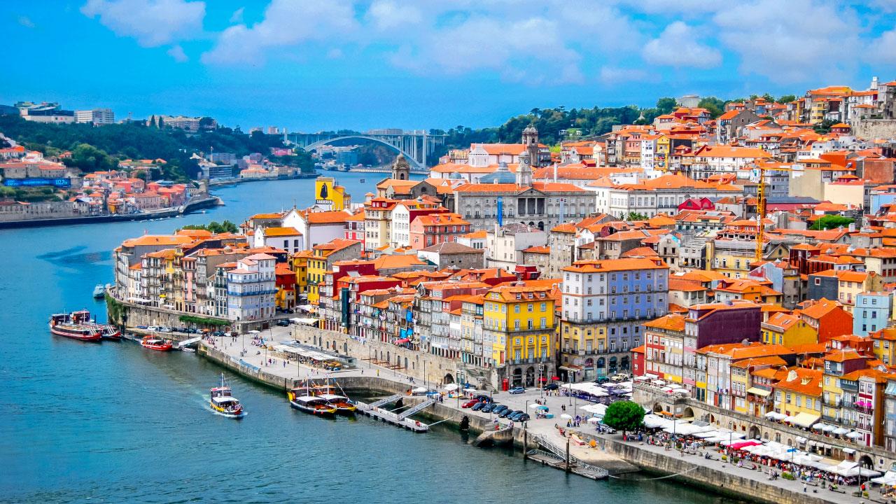 Куда поехать летом 2020: Порту, Португалия